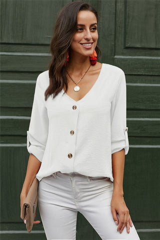 Bethany Button Down