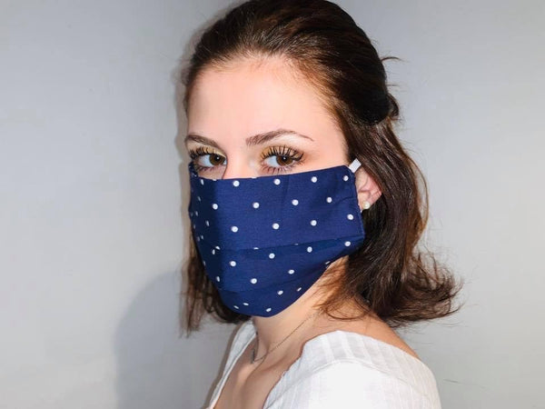 Reversible Fashionable Cloth Face Mask