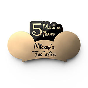 Mickey's 'Fan'atics