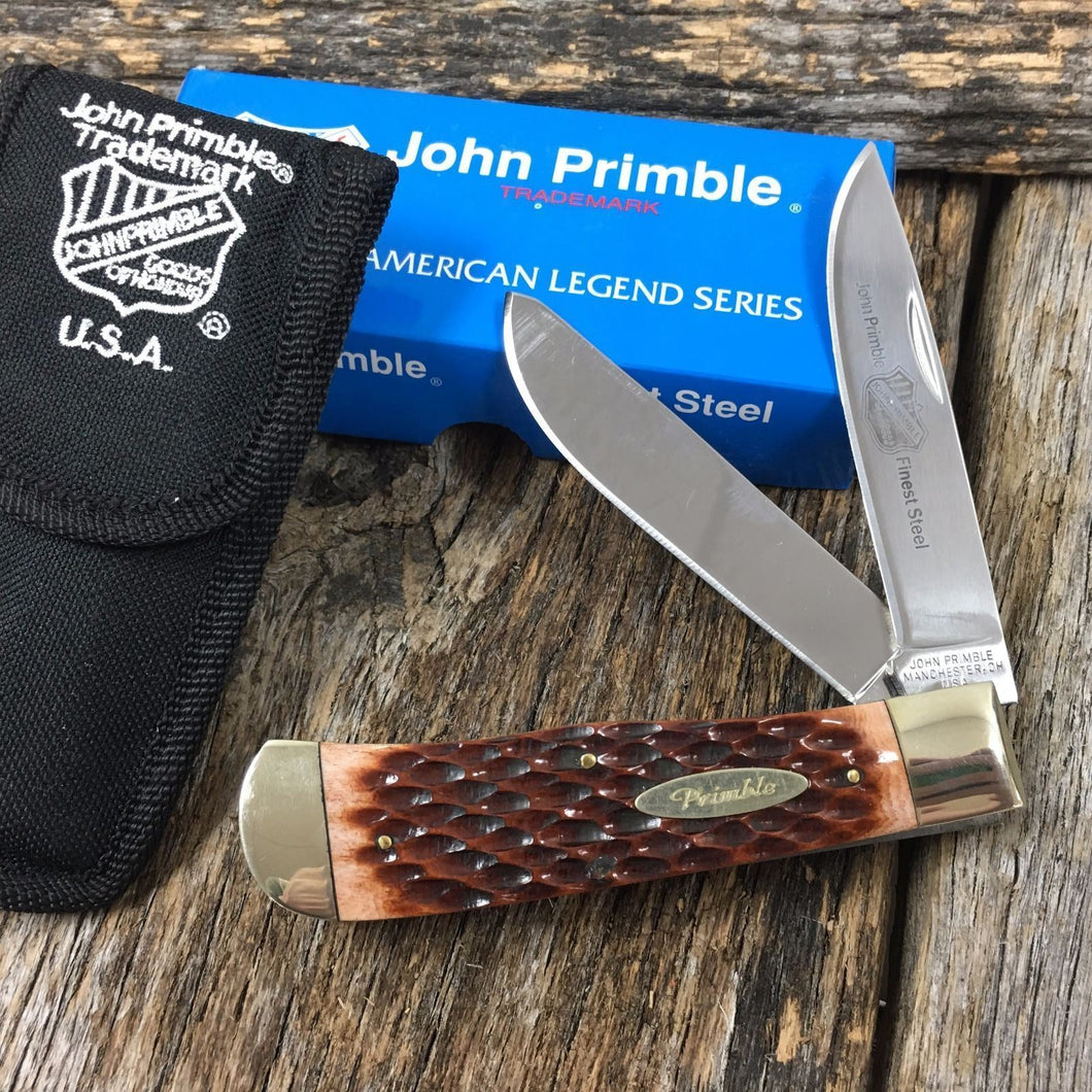 JOHN PRIMBLE Super Trapper 4 1/2
