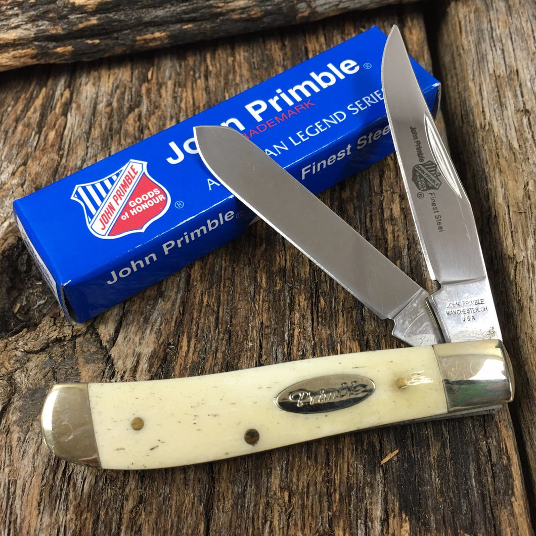 John Primble Barlow Pocket Knife 3 1/2