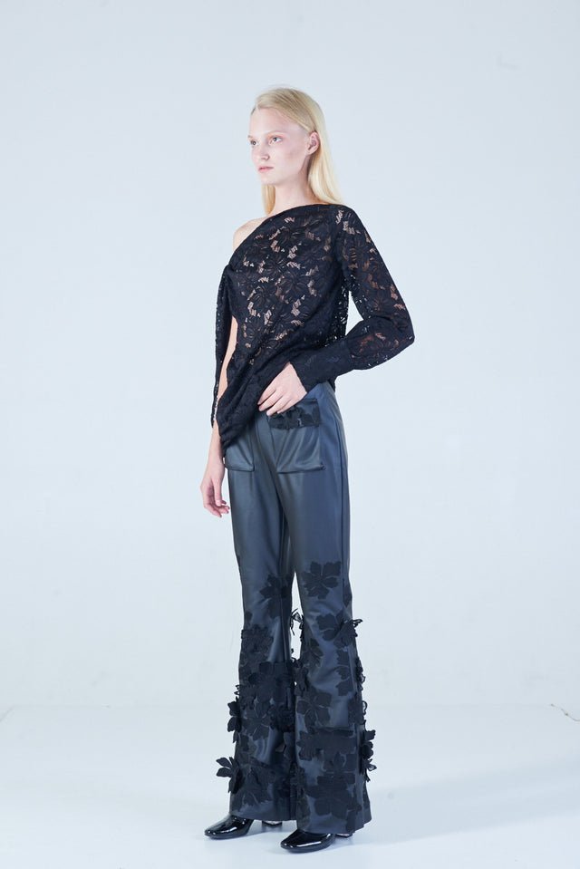 Vicky Embroidery Pants