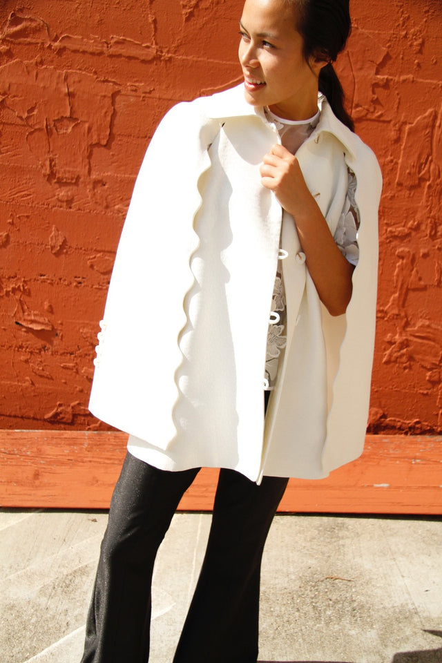 Ivi Cape Coat