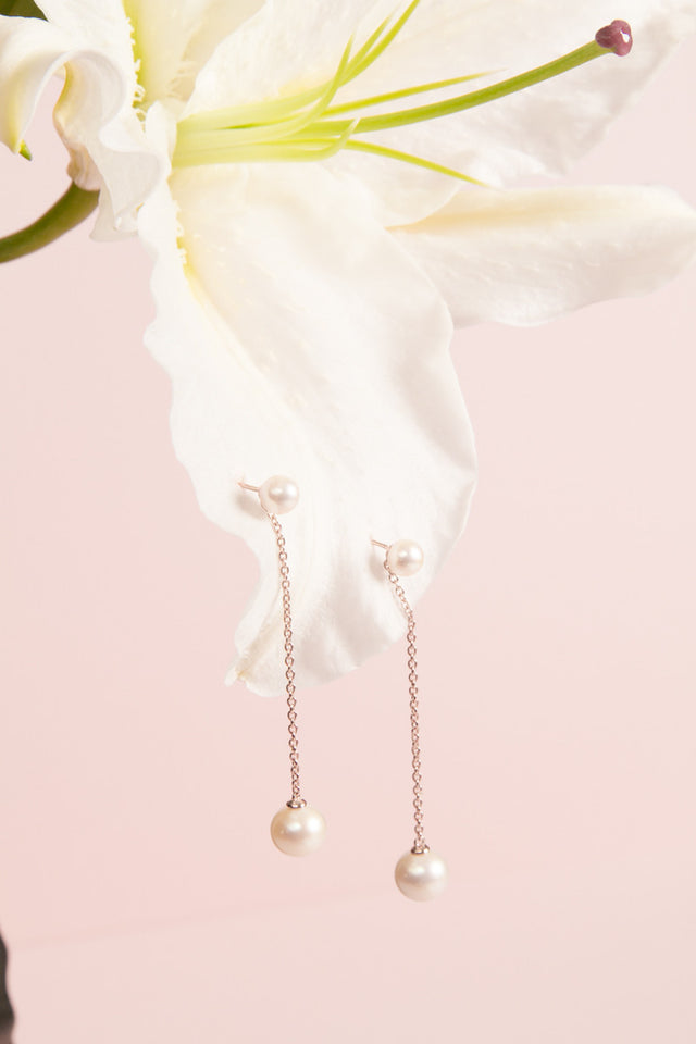 Dionis Pearl Earrings