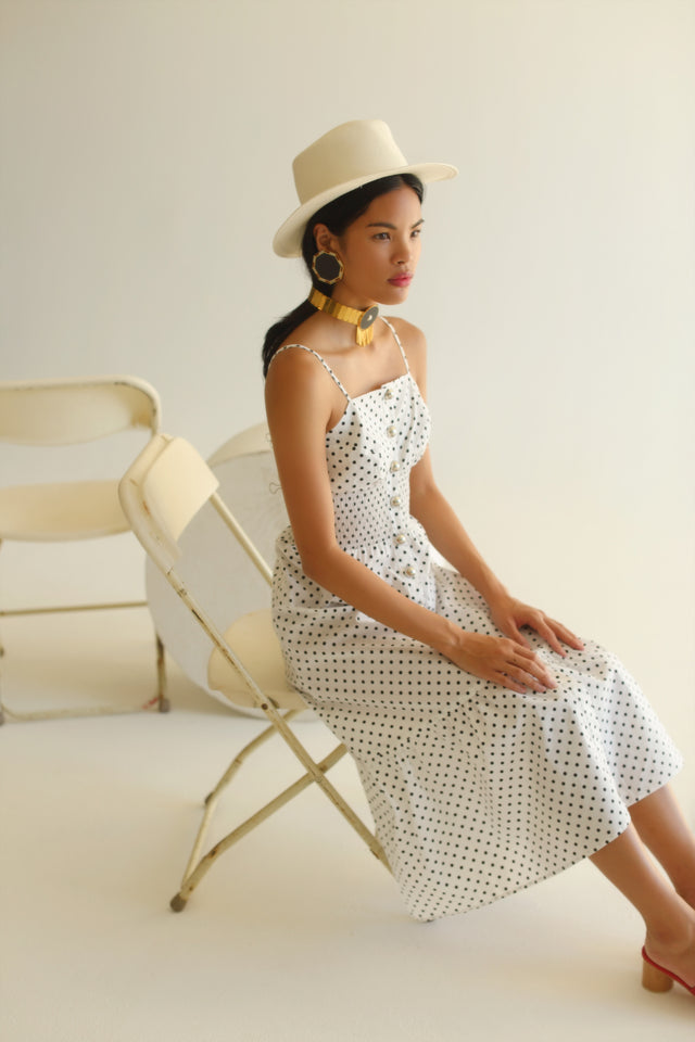 Polka Dot Pandora Dress