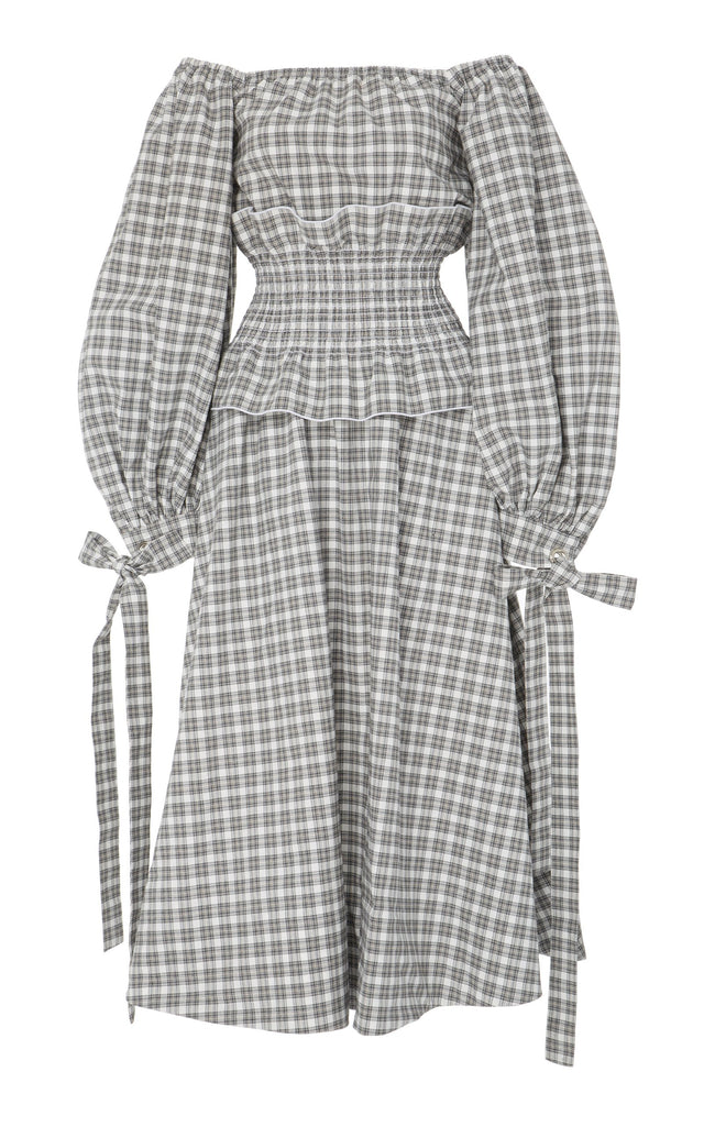 Jane Dress Plaid