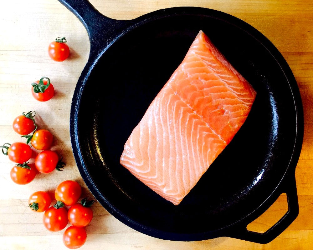 Salmon 3 Ways: Breakfast, Lunch, and Dinner