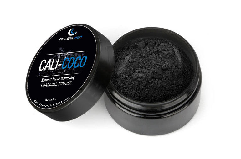 Cali Coco Teeth Whitening Charcoal 2-Pack