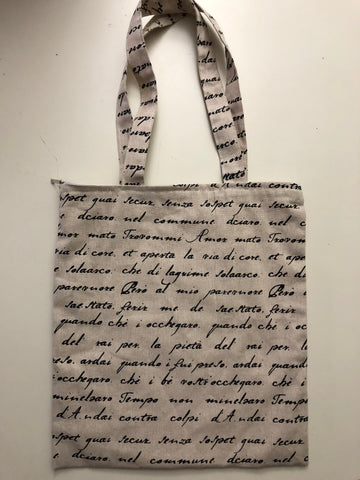 French Canvas Tote