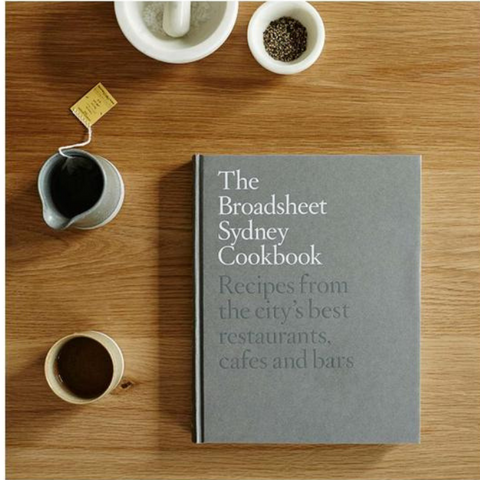 The Broadsheet Sydney Cookbook | The Design Edit