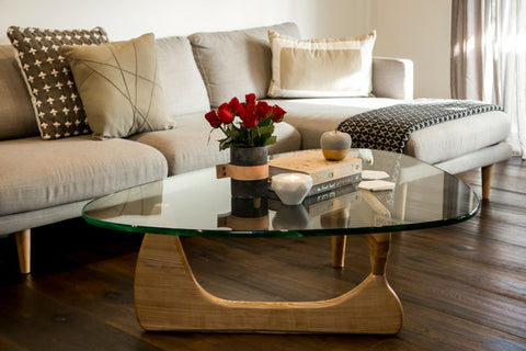 Noguchi Coffee Table Replica in Natural
