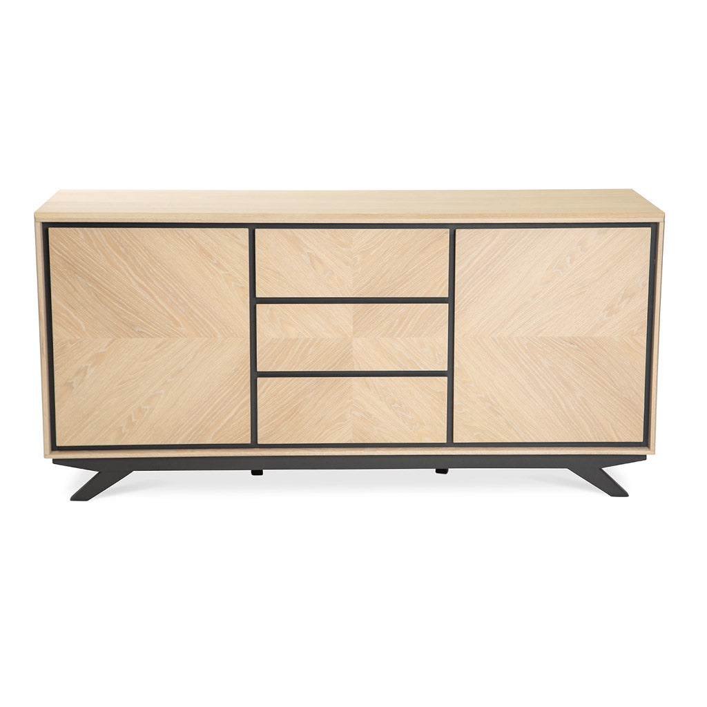 Archer Modern Scandinavian Wooden Oak Sideboard INTERIOR SECRETS  DT2260-VN Helga Wide Sideboard And Buffet , RETROJAN  Maddox Contemporary Sideboard - Large
