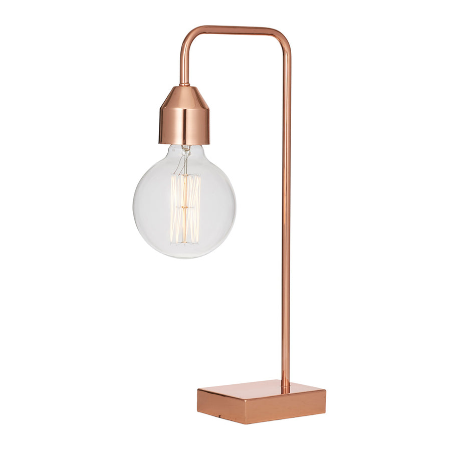 Ava Table Lamp - Copper