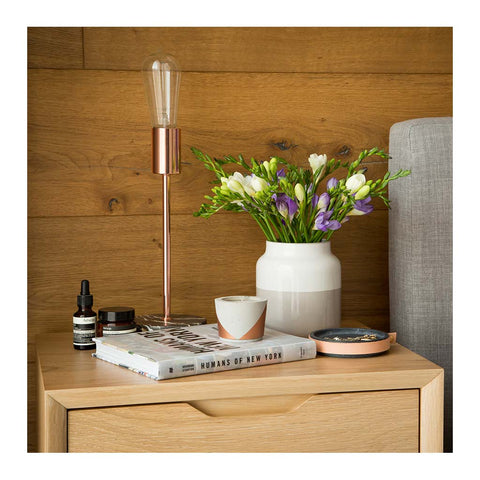 Tallow vase by Emporium