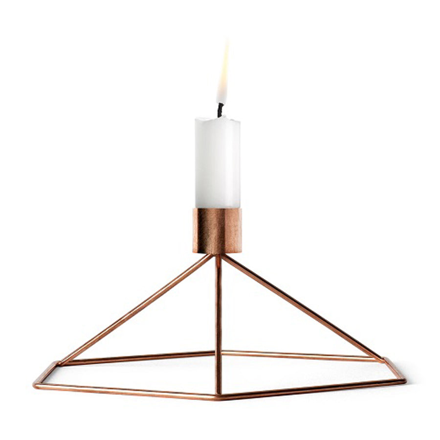 Candle Holders Menu POV Table Candle Holder - Copper 4767239