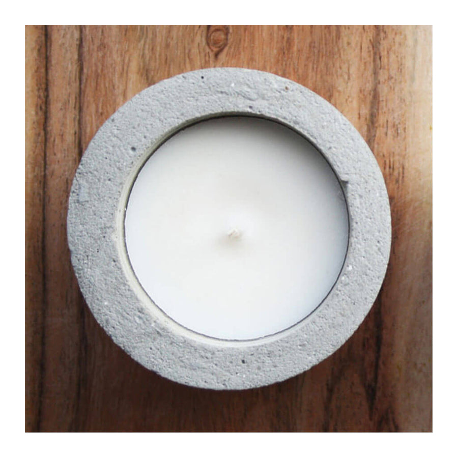 Decor Whitewick Home Concrete Soy Candle - Pear, Small