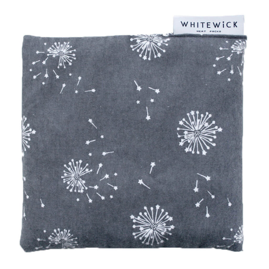 Decor Whitewick Home Square Heat Pack   Dandelions, Small