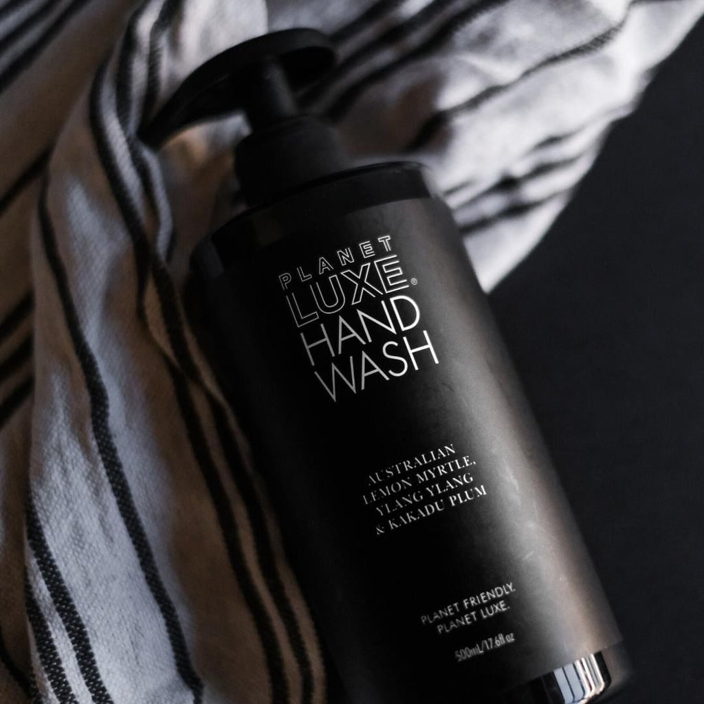 Home Cleaning Planet Luxe Hand wash lifestyle HW0019-500