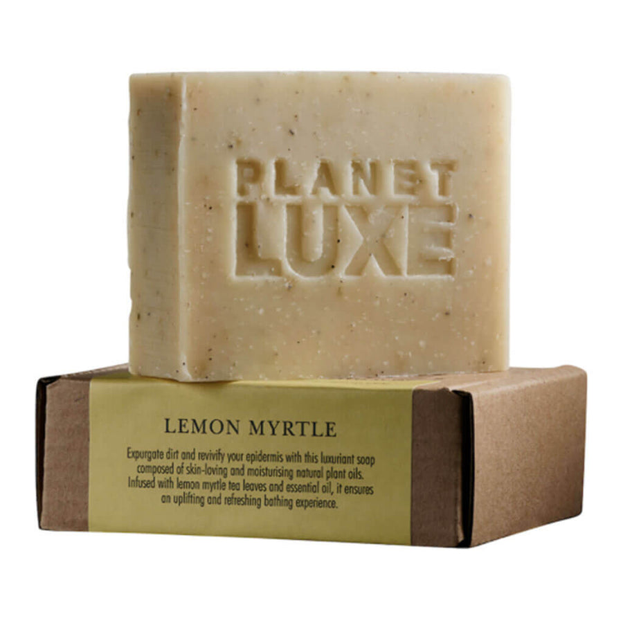 Home Cleaning Planet Luxe Soap Lemon Myrtle SB0025-130