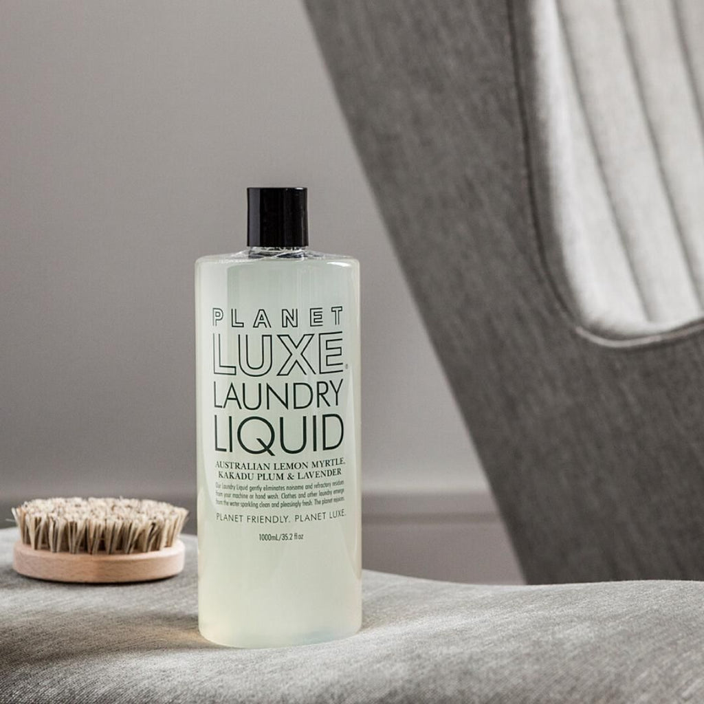 Home Cleaning Planet Luxe Laundry liquid lifestyle LL0005-1000