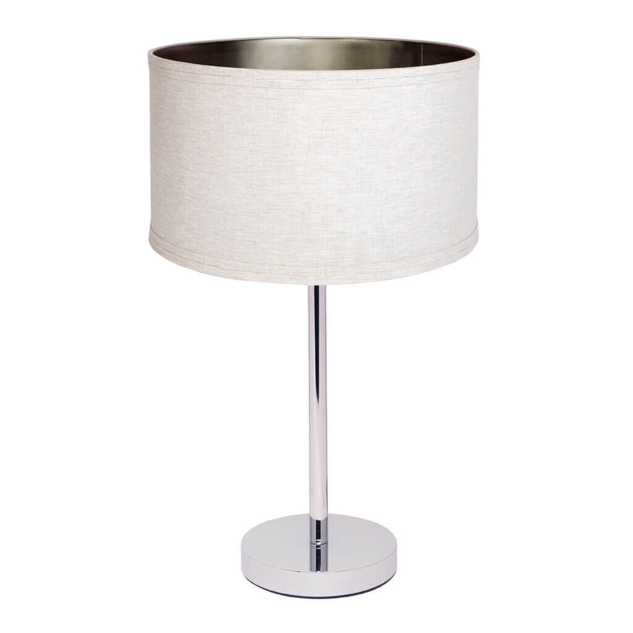 Lighting Cafe Lighting & Living Table Lamp with Hanover Shade 61382