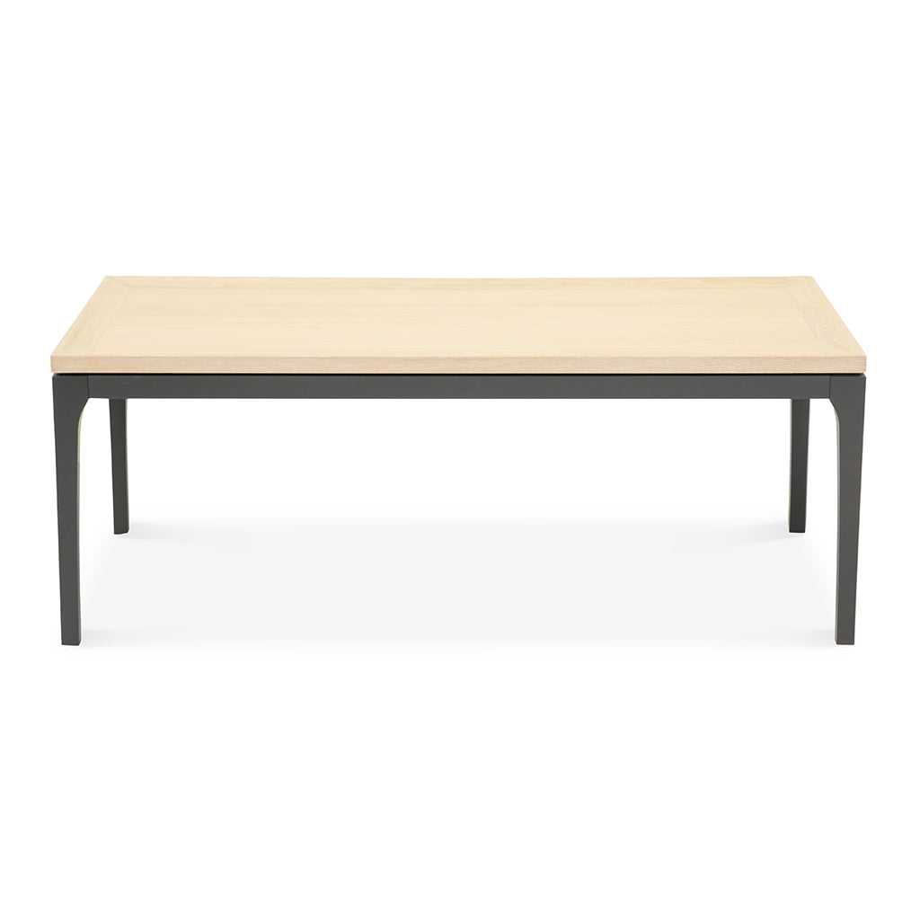 Mason Classic Contemporary Wooden Coffee Table