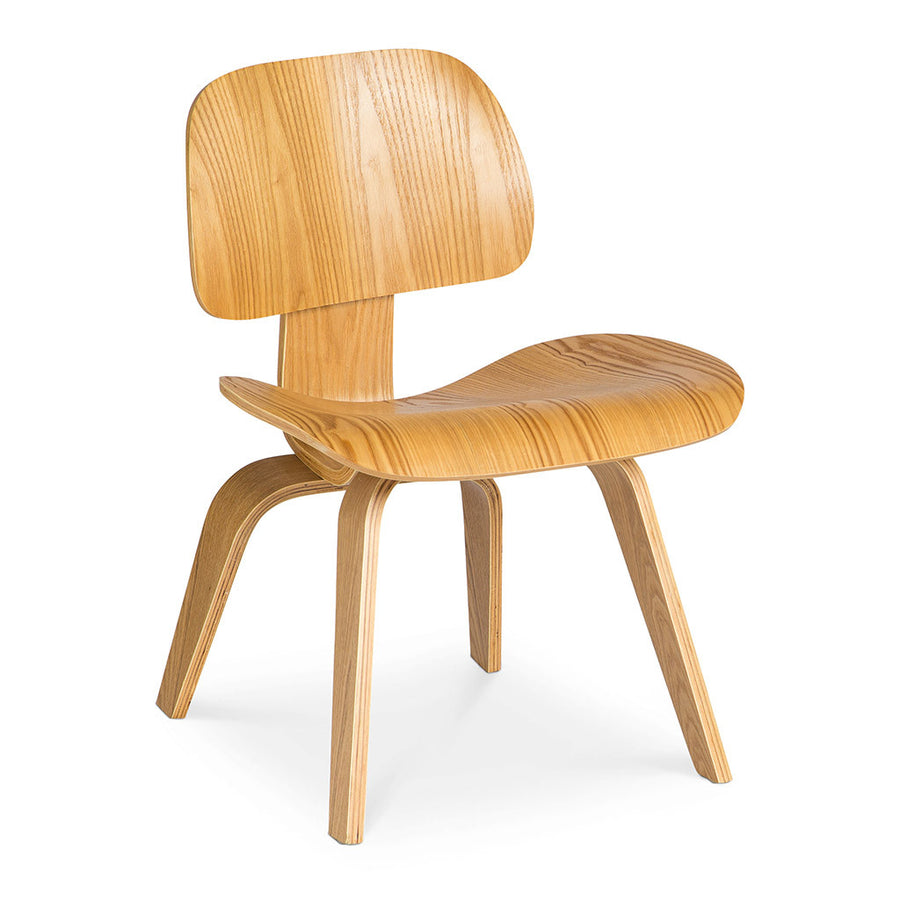 Mid Century Modern Replica Charles and Ray Eames Moulded Plywood Dining Chair DCW