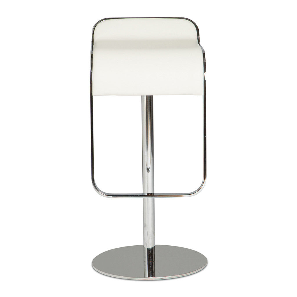 Lem Piston Bar Stool Replica White The Design Edit