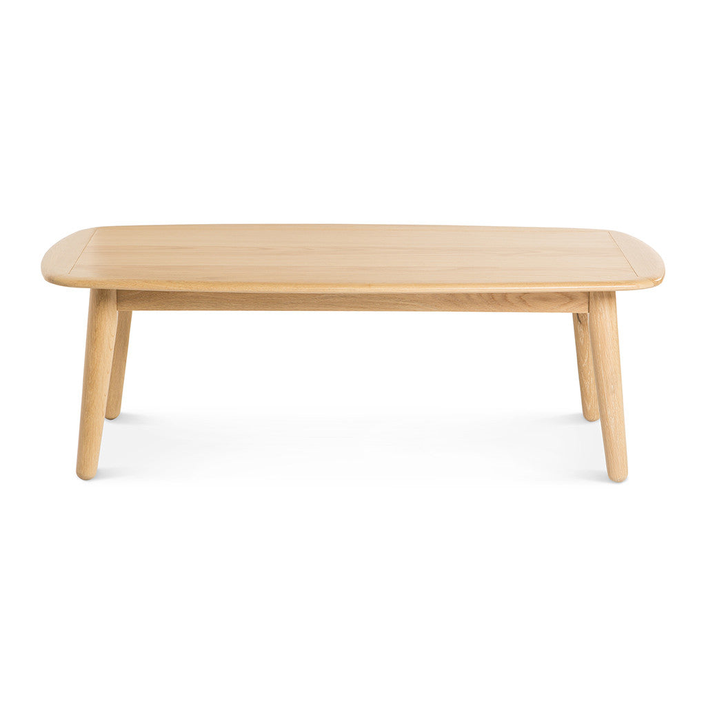 Natsumi Japanese Scandinavian Wooden Oak Coffee Table BROSA Kaneko Coffee Table