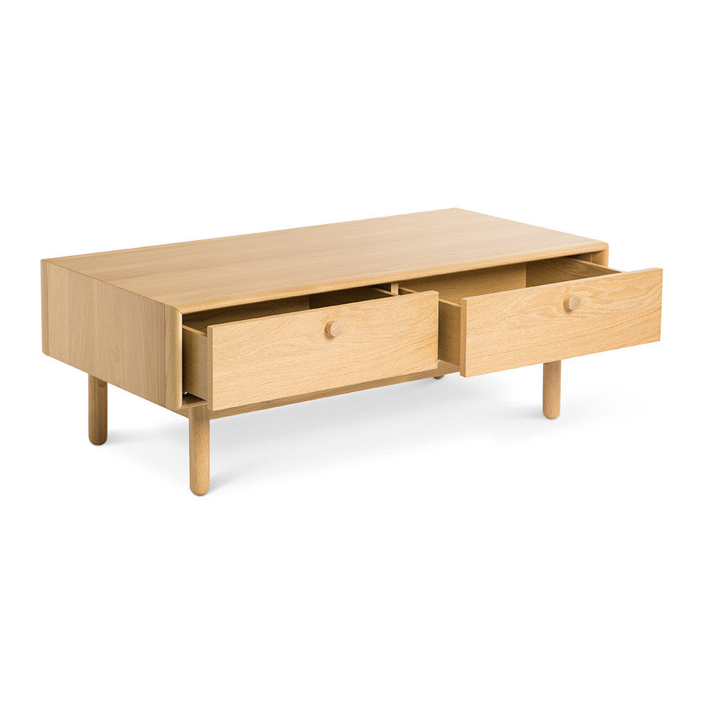 Natsumi Japanese Scandinavian Wooden Oak Coffee Table with Drawers BROSA CTBKAN07OAK Kaneko Coffee Table with Drawer, INTERIOR SECRETS  CF2013-VN Kenston Coffee Table With Drawers - Natural, RETROJAN Akira Contemporary Coffee Table with Drawer, LIFE INTERIORS Koto Coffee Table with Drawer, TEMPLE AND WEBSTER CUDI1841 Oak Talitha Coffee Table with Drawers