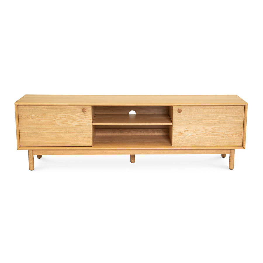 Natsumi Japanese Scandinavian Wooden Oak Wide Entertainment Unit BROSA ETUKAN08OAK Kaneko Entertainment Unit, INTERIOR SECRETS  TV883-VN Kenston 1.8m TV Entertainment Unit - Natural, LIFE INTERIORS Koto Entertainment Unit