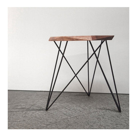 Geometric Side Table by Nebulab