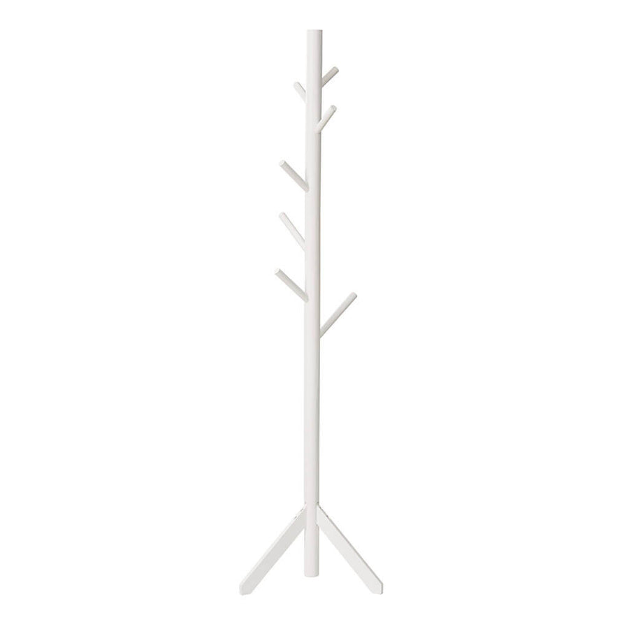 Other Decor Amalfi Billie Coat Stand, White WGFU 010WH