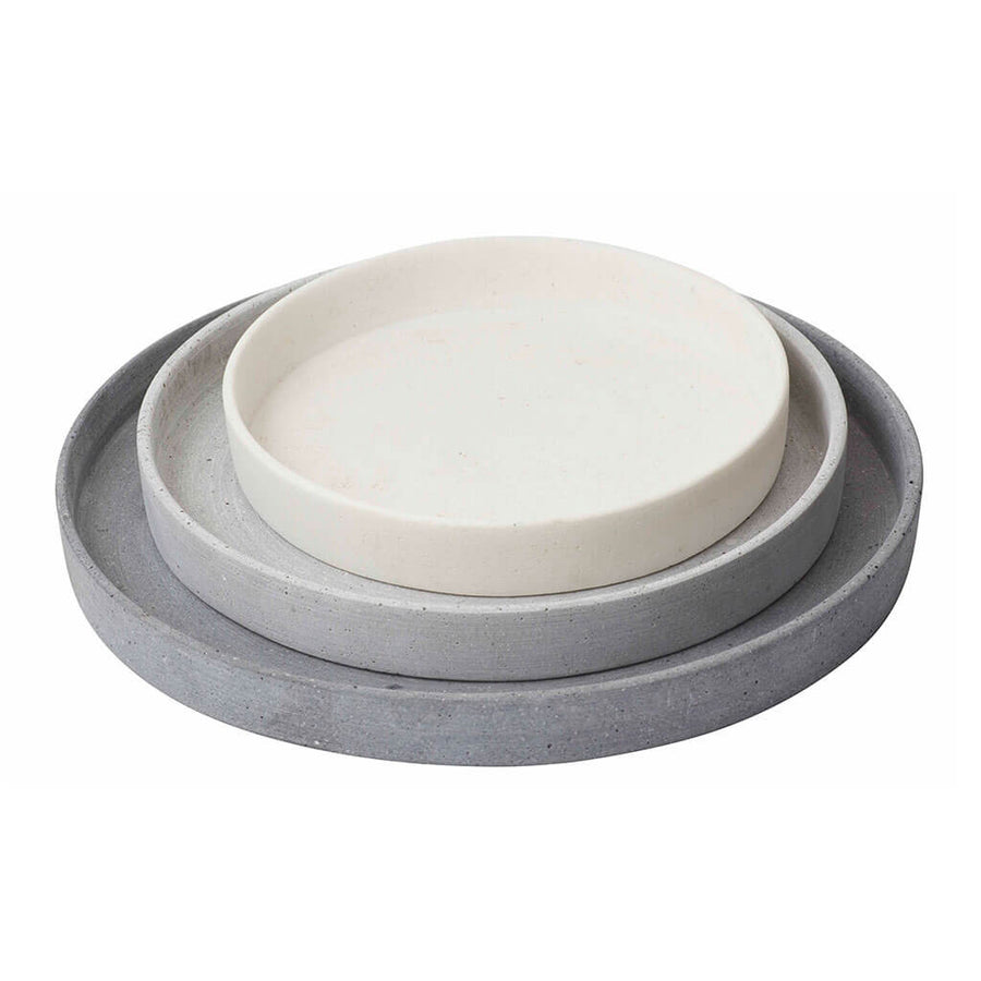 Other Decor Amalfi Mortar Trays, Set of 3 DUPL 001