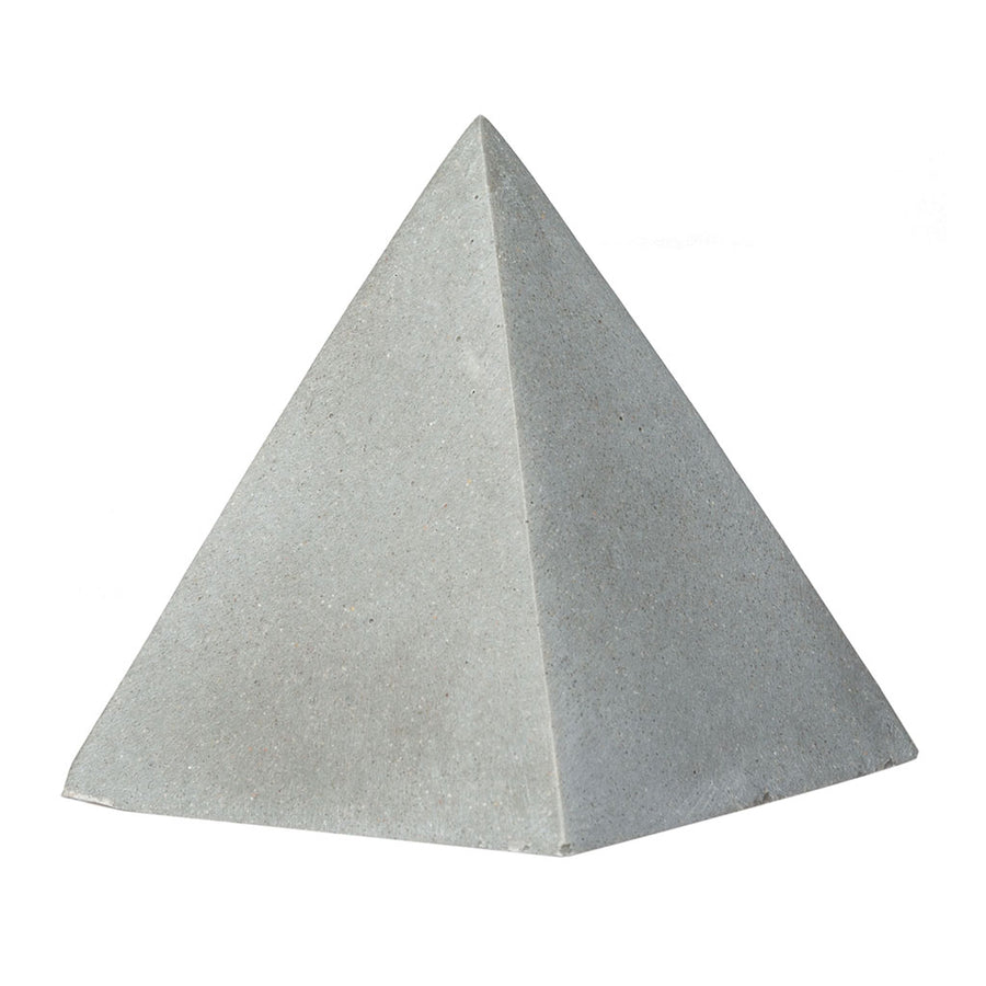 Other décor Zakkia Concrete Pyramid - Natural 160202003NNAT