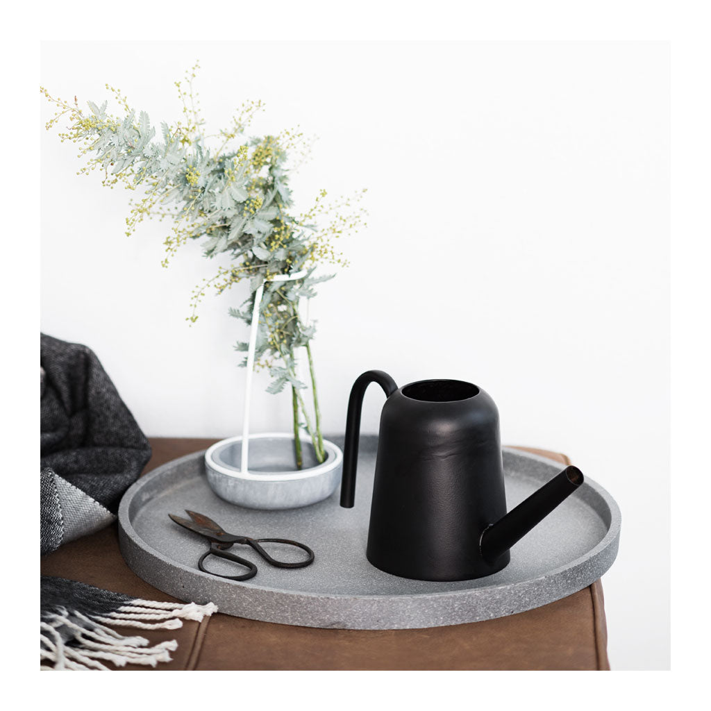 Other décor Zakkia Watering Can - Black 160212002NBLK