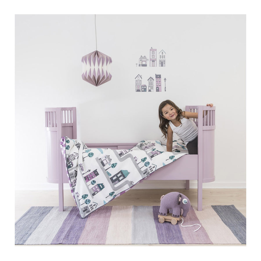 Junior Cot Bed Linen - Village Girl SE1328