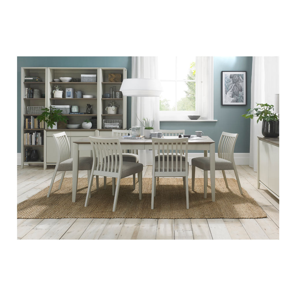 Sienna French Provincial Wooden Oak Extendable 6 - 8 Seater Dining Table