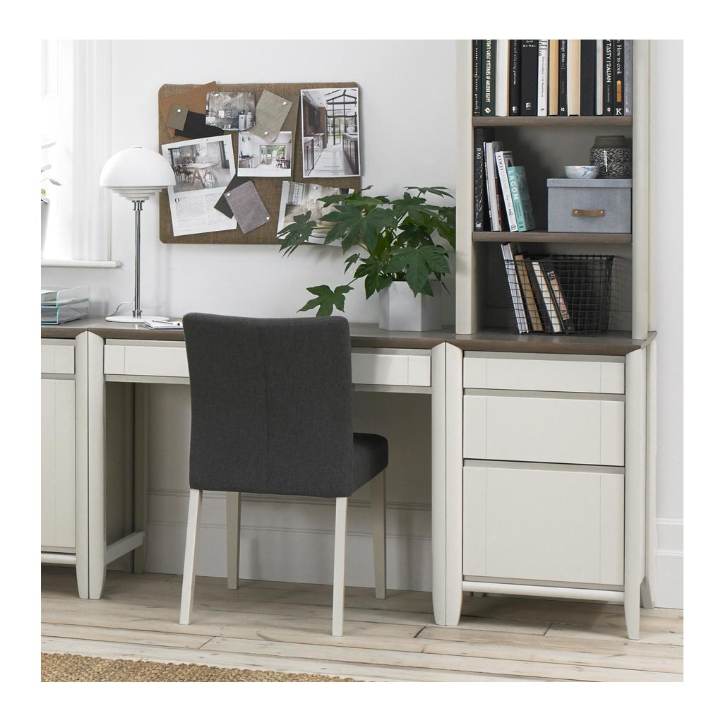 Sienna French Provincial Wooden Oak Home Office Desk