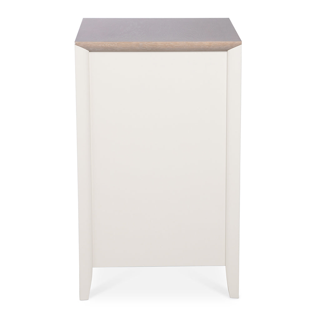 Sienna French Provincial Wooden Oak Home Office Filing Cabinet