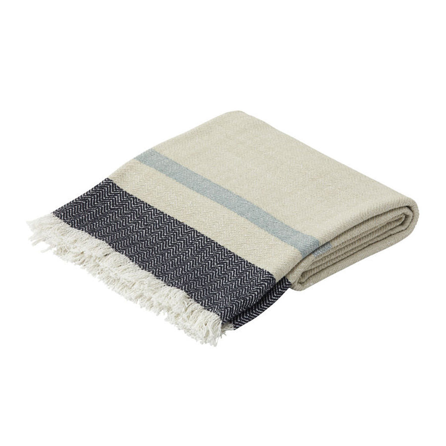 Throws Academy Salinger Cotton Throw  ACA0117CR
