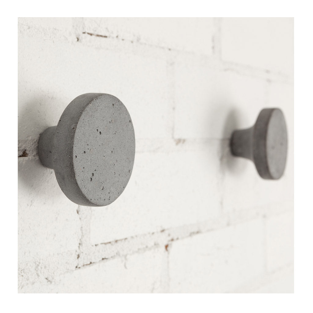 Wall art Zakkia Concrete Wall Hook 04-006-N-NAT lifestyle