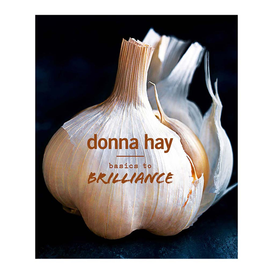 Coffee Table Books - Harper Collins - Donna Hay - Basics to Brilliance Cookbook - 9781460751428