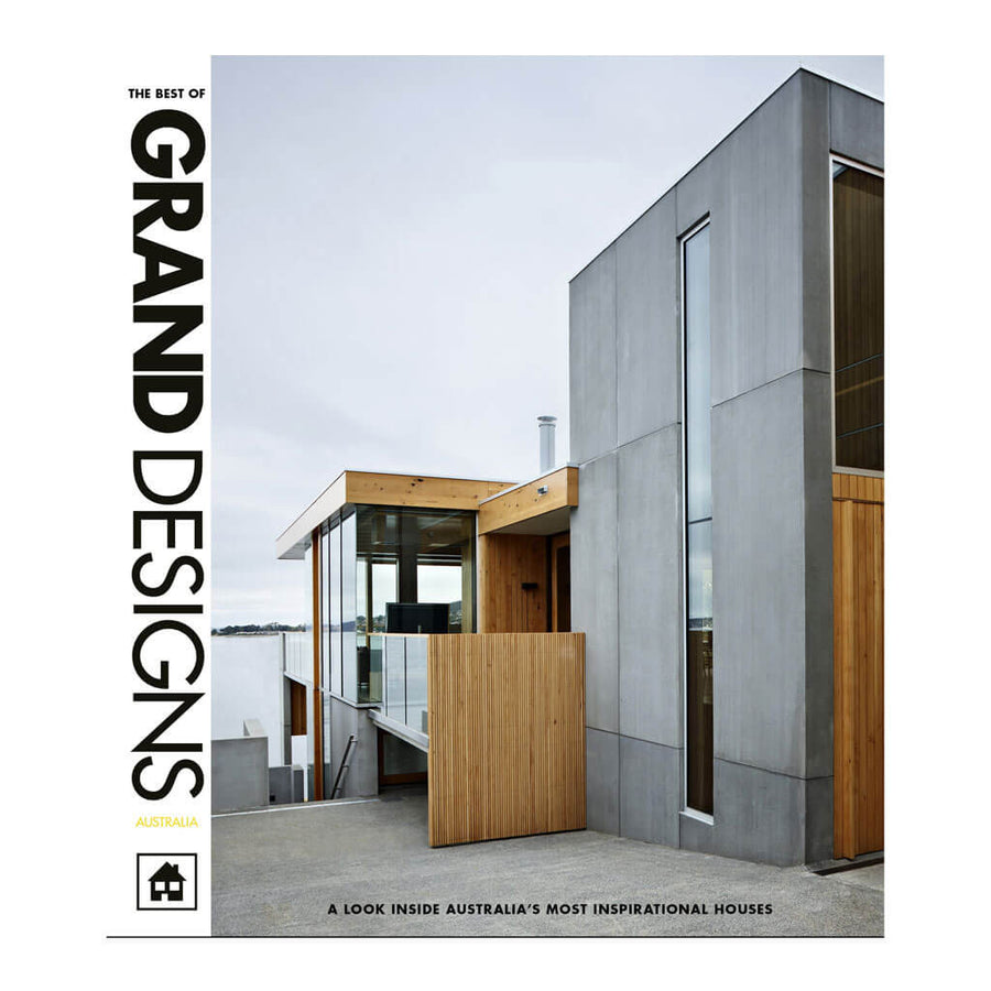 Bauer Books - The Best of Grand Designs Australia - ISBN 9781742458755 - Front