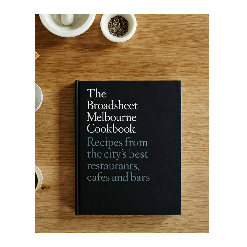 Pan Macmillan - The Broadsheet Melbourne Cookbook - ISBN 9781743537848 - Lifestyle1