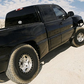 2003 CHEVY SILVERADO SS AWD - THE DIRT ROD