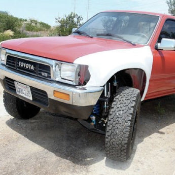 JD FABRICATION'S 86 to 95 TOYOTA IFS KIT - LONG TRAVEL SYSTEM