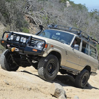 1984 TOYOTA FJ60 - BUGGIN' OUT