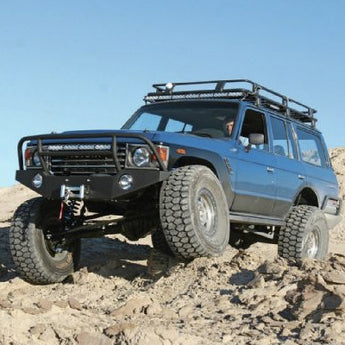 1986 TOYOTA LAND CRUISER FJ60 - DOOMSDAY PREPPED