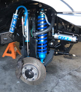 "secondary shocks for 2.25"" long travel"